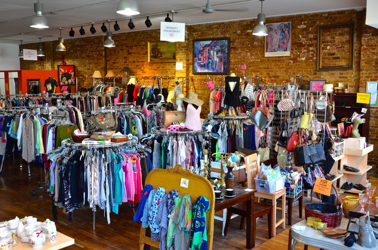 Monarch Thrift Shop
