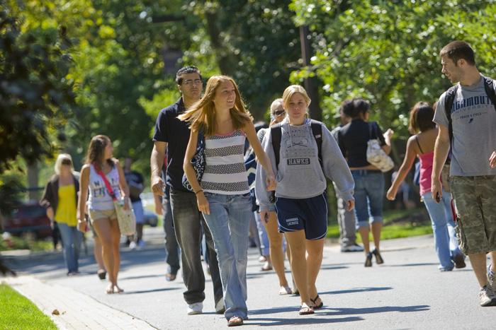Monmouth University: College Acceleration Program (CAP)