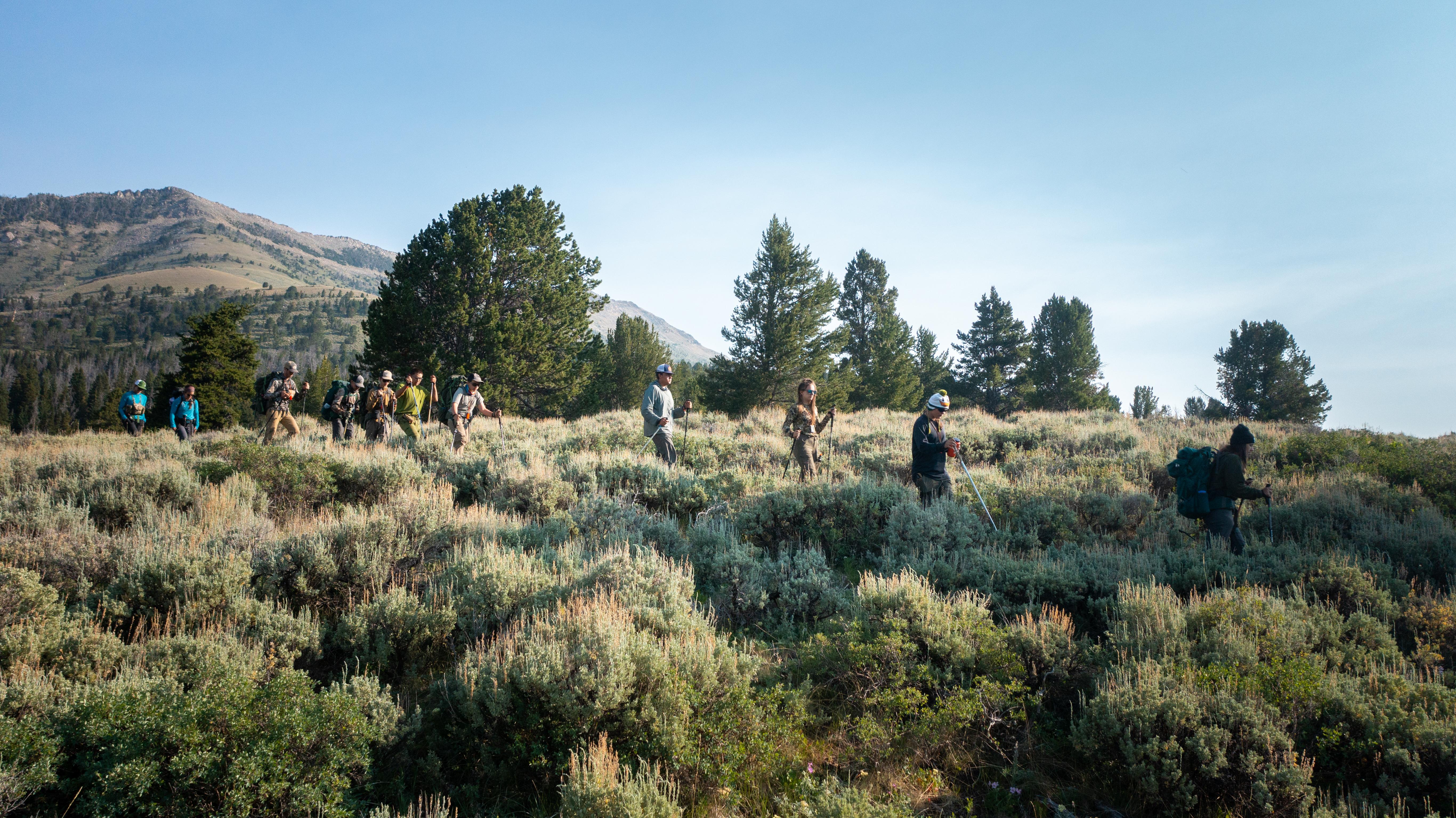 Montana Wilderness School