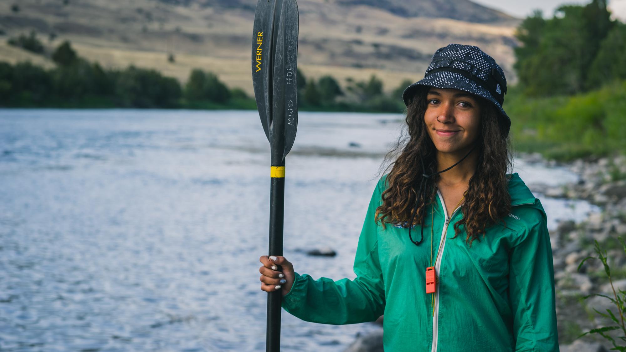 Summer Program - Canoeing | Montana Wilderness School
