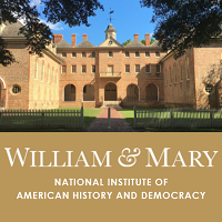 Summer Program William & Mary: Pre-College Program in American History
