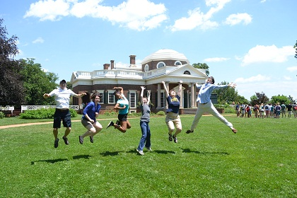 Summer Program - College Courses | William & Mary: Pre-College Program in American History