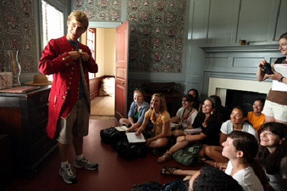 Summer Program - Group Discussions | William & Mary: Pre-College Program in American History