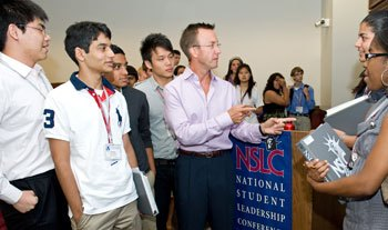 Summer Program - Entrepreneurship   National Student Leadership Conference (NSLC)   Business & Entrepreneurship