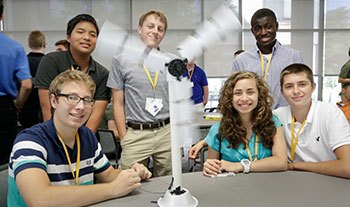Summer Program - Engineering | National Student Leadership Conference (NSLC) | Engineering