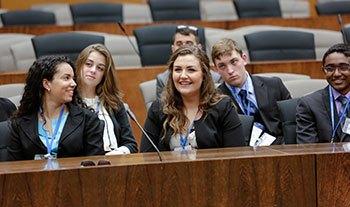 Summer Program - Leadership | National Student Leadership Conference (NSLC) | International Diplomacy