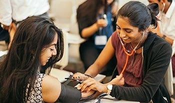 Summer Program - Pre-Med   National Student Leadership Conference (NSLC)   Nursing