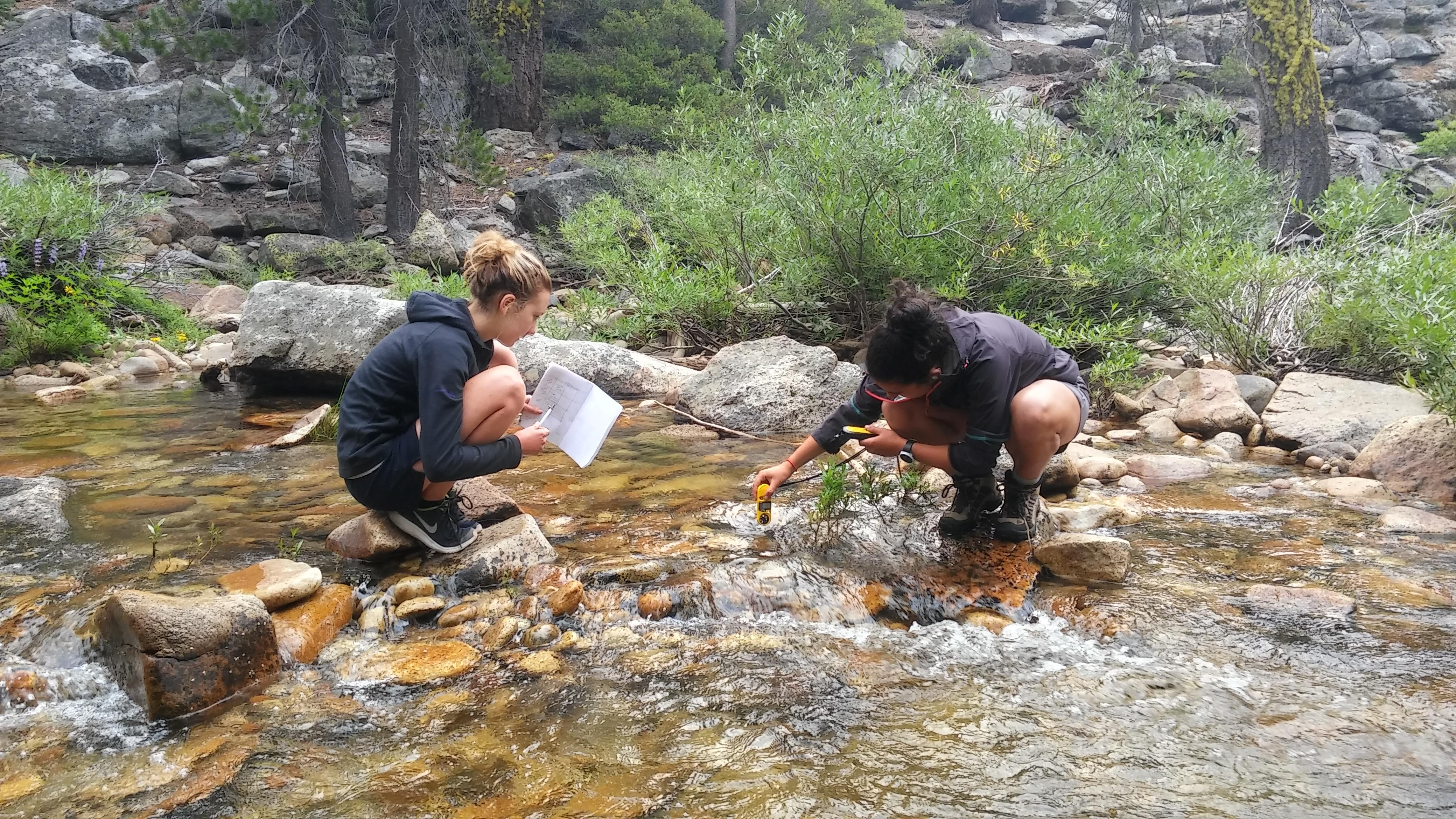 Summer Program - Hiking | NatureBridge Summer Backpacking