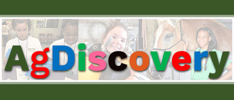 NC State University: Ag-DISCOVERY Camp