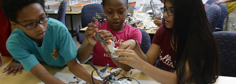 Summer Program - Robotics   NC State University: NC-MSEN Pre-College Program
