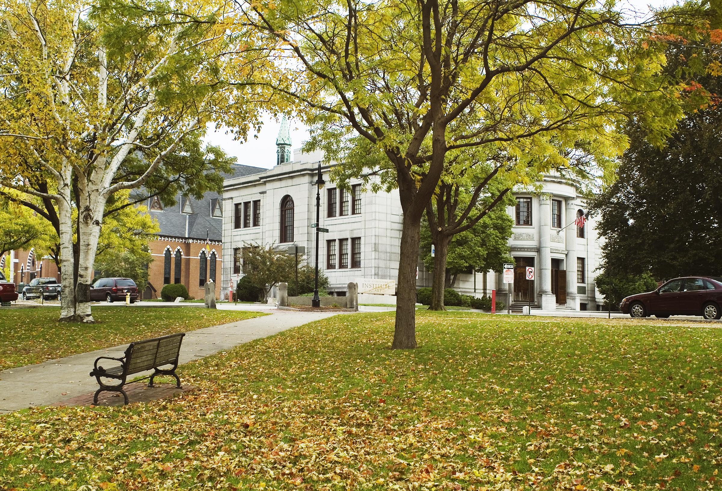 College - New Hampshire Institute of Art  9