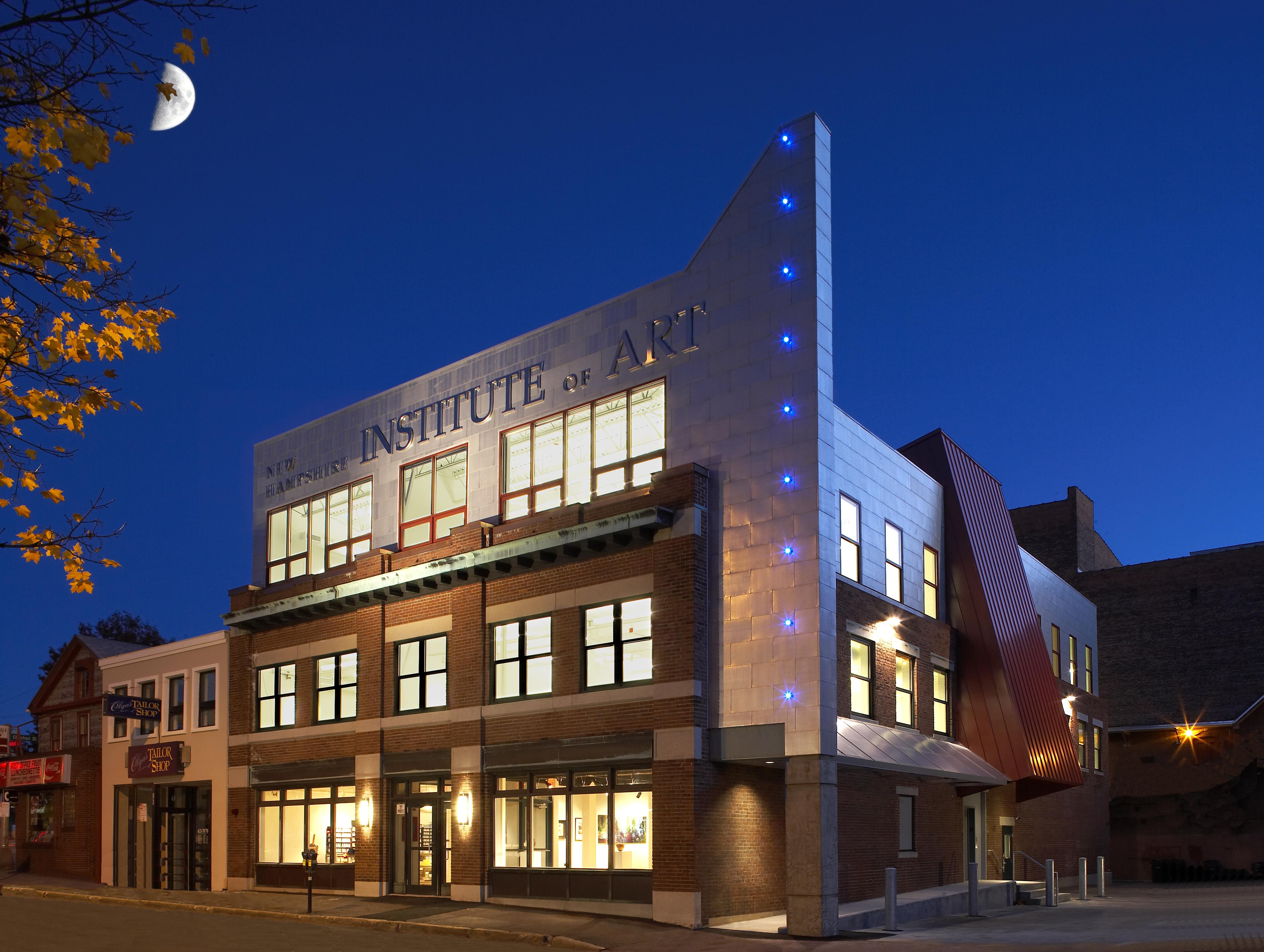 College - New Hampshire Institute of Art  1