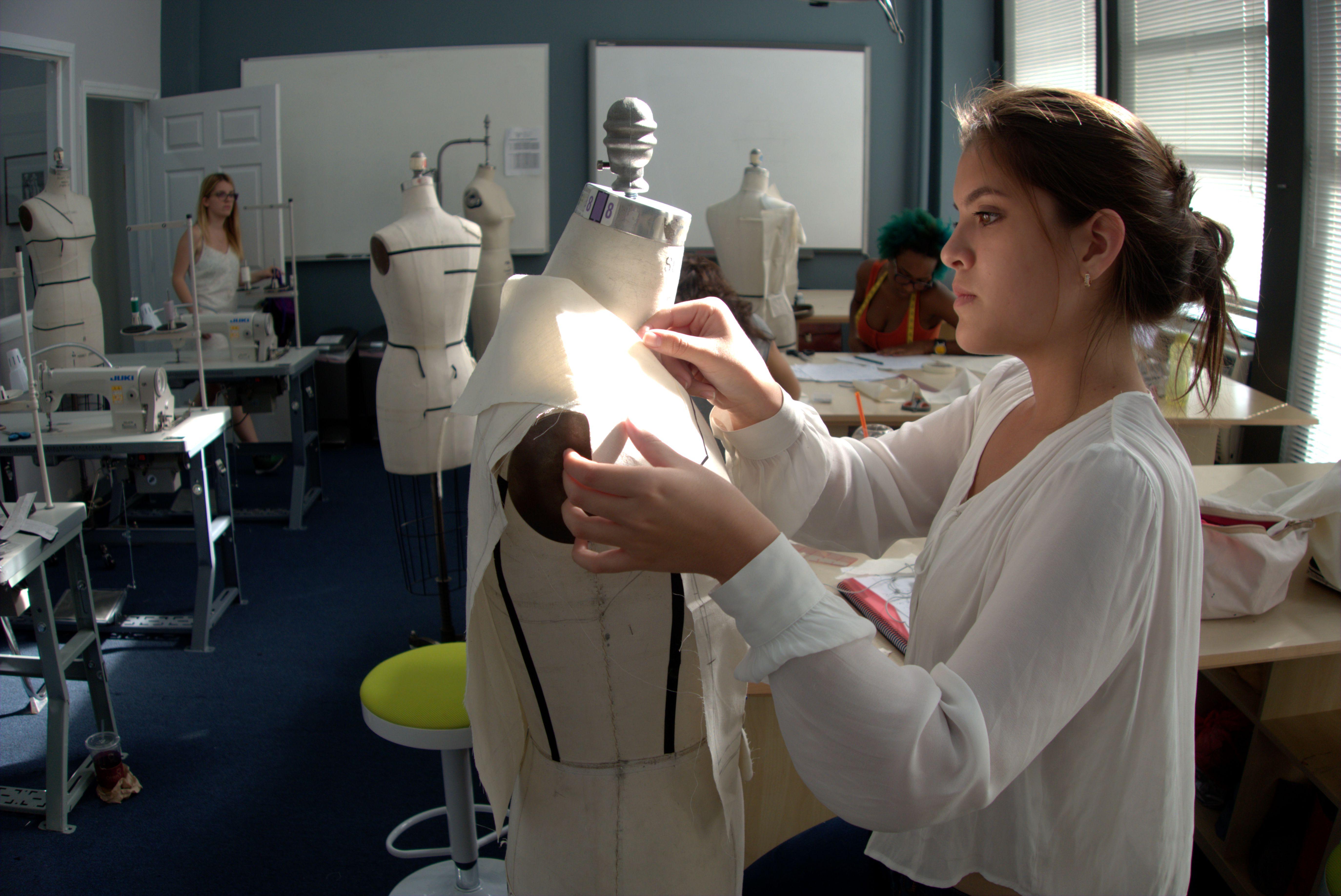 Summer Program - Fashion | New York School of Design: Summer Fashion Portfolio Prep