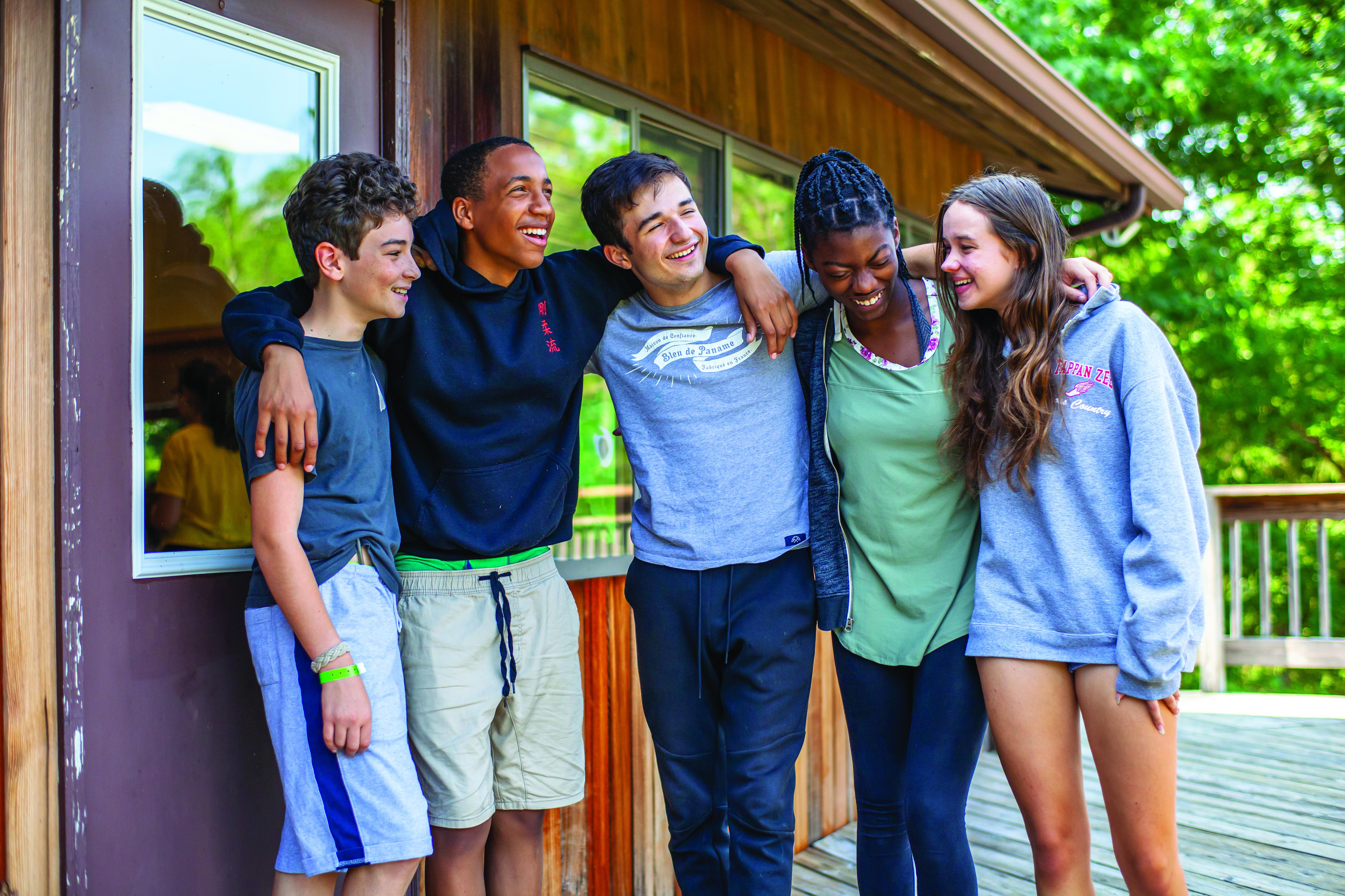 Summer Program - Spanish | New York YMCA World Teen Camp