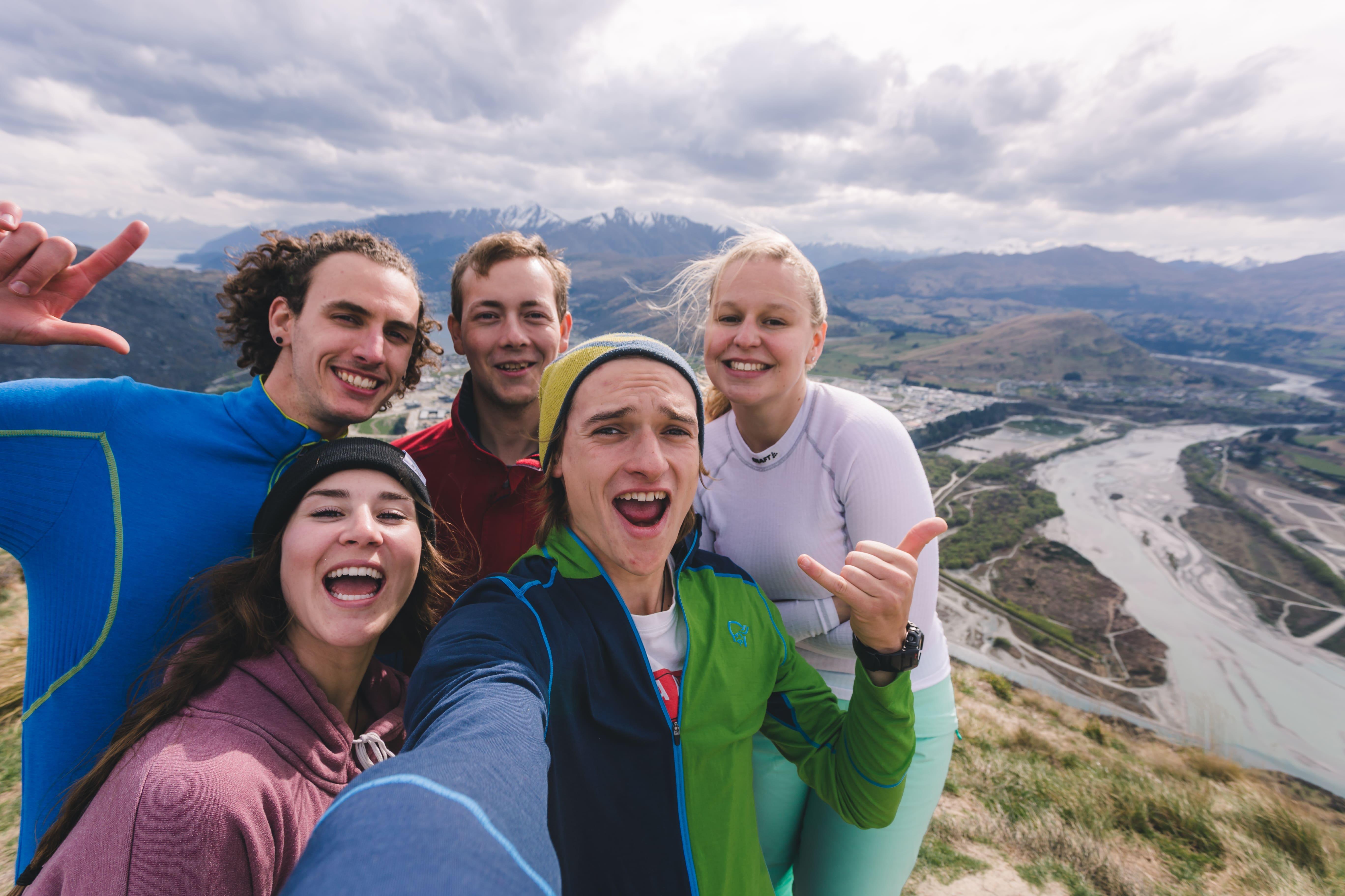 New Zealand Adventure Leadership Gap Semester   Pacific Discovery