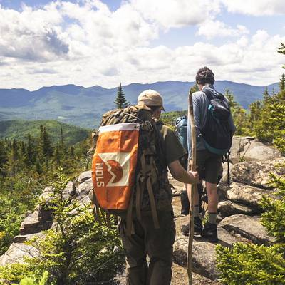 Summer Program - Canoeing | NOLS Adirondack Backpacking and Canoeing (16 and 17 Only)