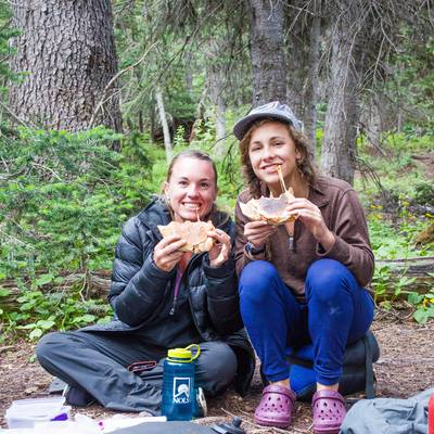 Summer Program - Hiking | NOLS Adirondack Girls Backpacking Adventure