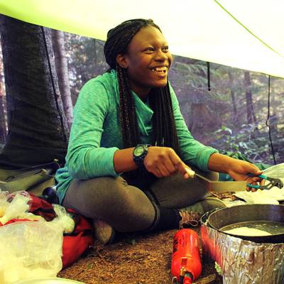 Summer Program - Hiking   NOLS Adirondack Girls Backpacking Adventure