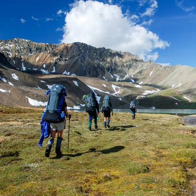 Summer Program - Hiking | NOLS Alaska Backpacking (16 and 17 Only)