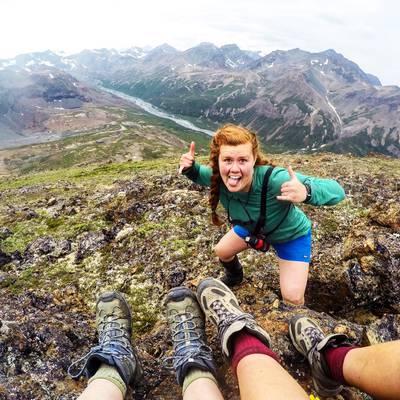 Summer Program - Kayaking | NOLS Alaska Backpacking and Sea Kayaking (16 and 17 Only)