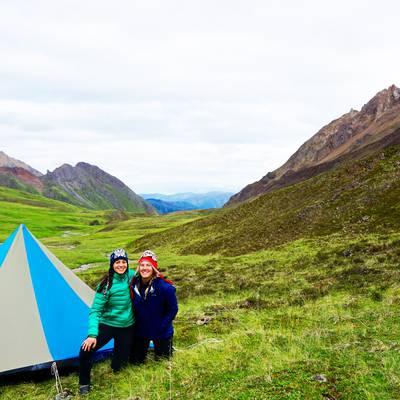 Summer Program - Hiking | NOLS Alaska Backpacking and Sea Kayaking (16 and 17 Only)