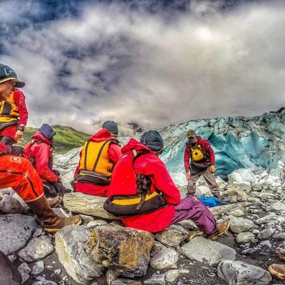 Summer Program - Kayaking | NOLS Alaska Backpacking and Sea Kayaking