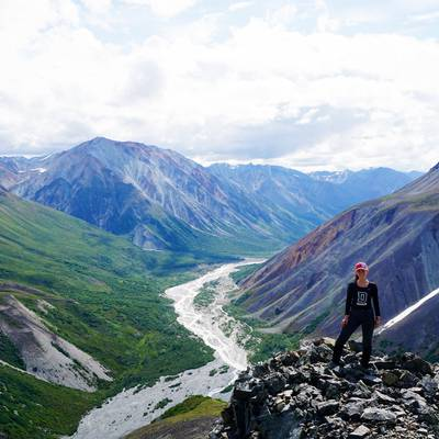 Summer Program - Hiking | NOLS Alaska Backpacking