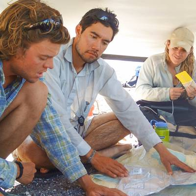Gap Year Program - NOLS Baja Coastal Sailing  3