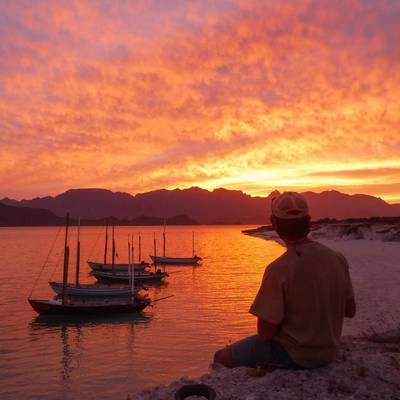 Gap Year Program - NOLS Baja Coastal Sailing  4