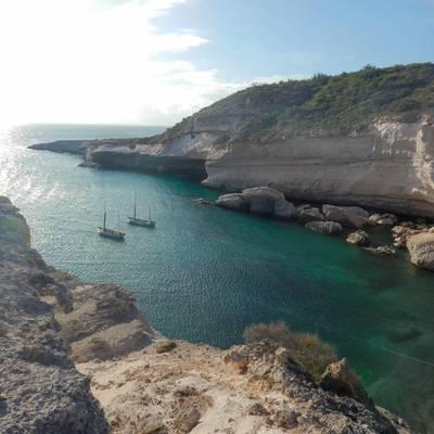 NOLS Baja Coastal Sailing