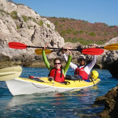 Gap Year Program - NOLS Baja Sea Kayaking  3