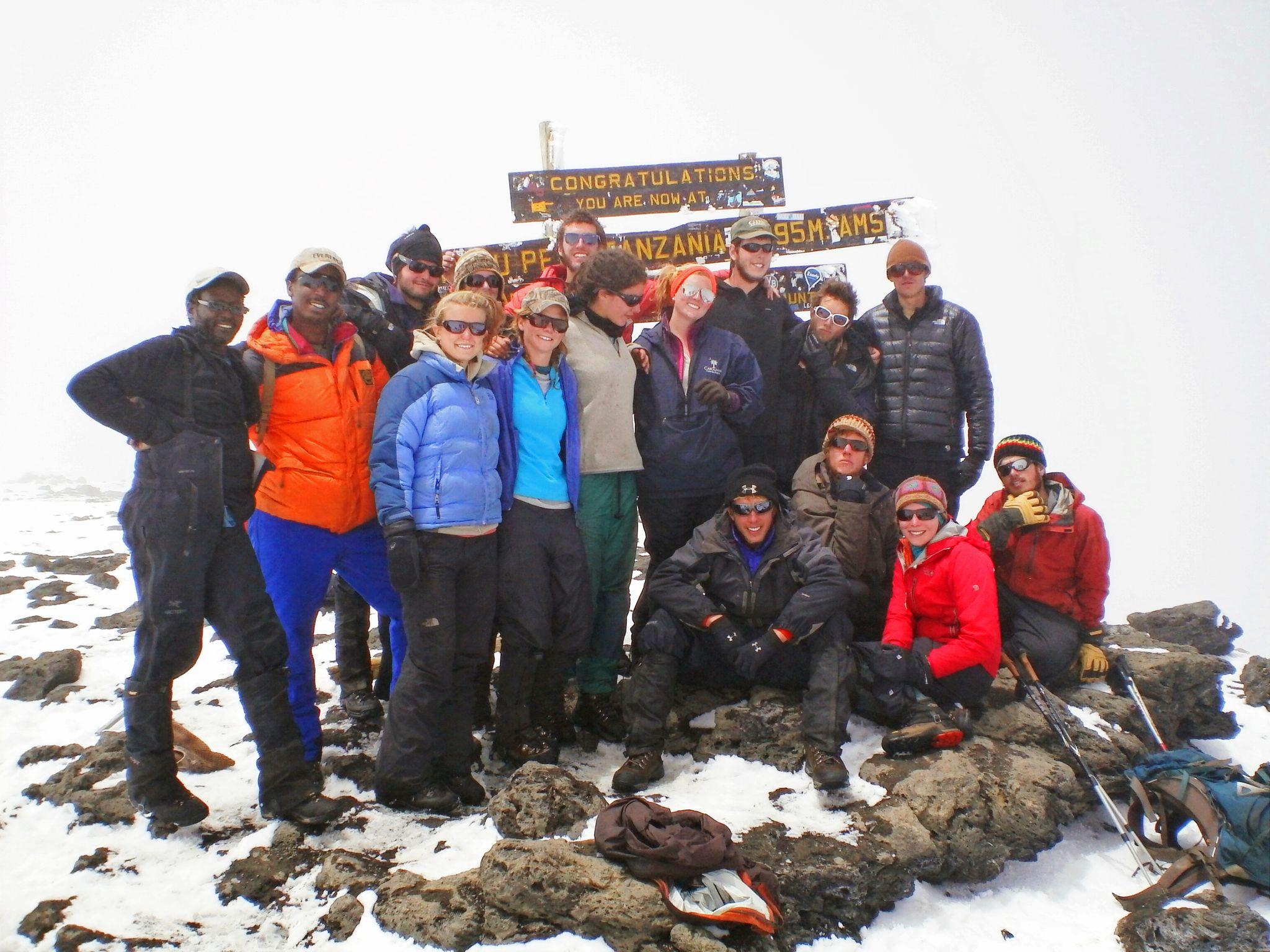 Gap Year Program - NOLS Fall Semester in East Africa  2