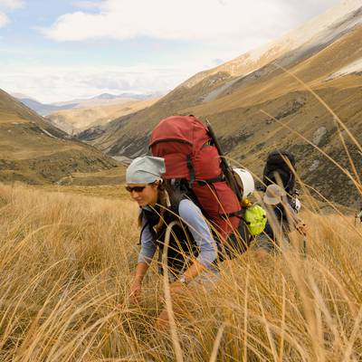 NOLS Fall Semester in New Zealand