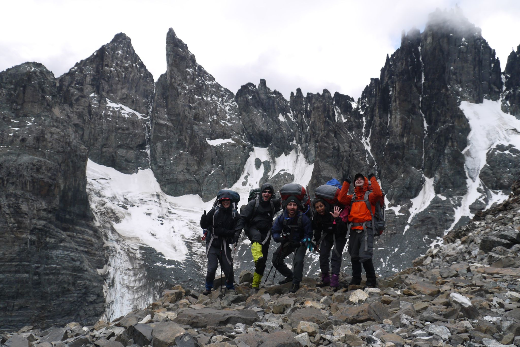 Gap Year Program - NOLS Fall Gap Semester in Patagonia  2