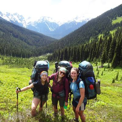 Gap Year Program - NOLS Fall Semester in the Pacific Northwest  1