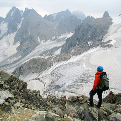 NOLS Fall Semester in the Rockies with WFR