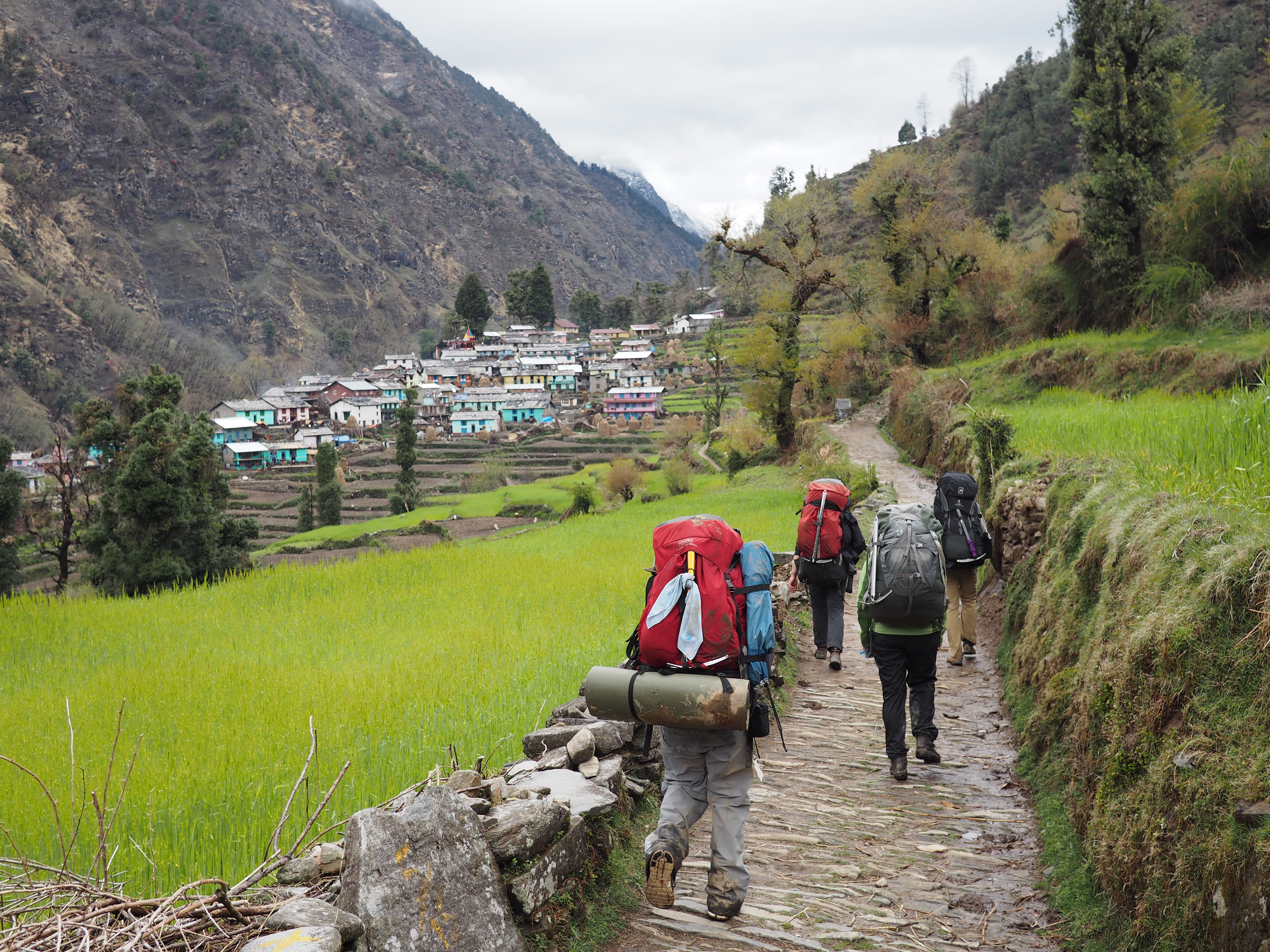 Gap Year Program - NOLS Himalaya Mountaineering  2