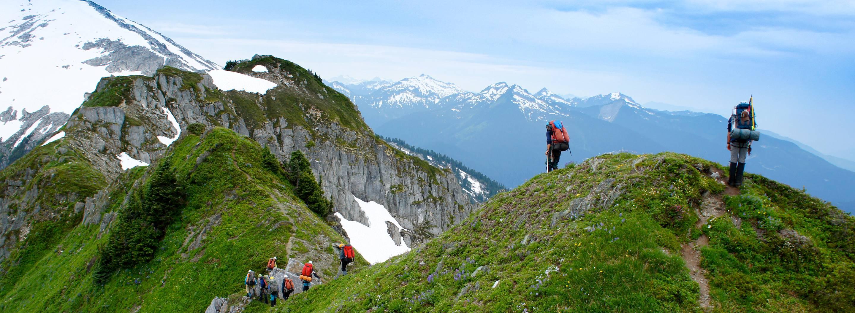 Summer Program - Hiking | NOLS North Cascades Mountaineering