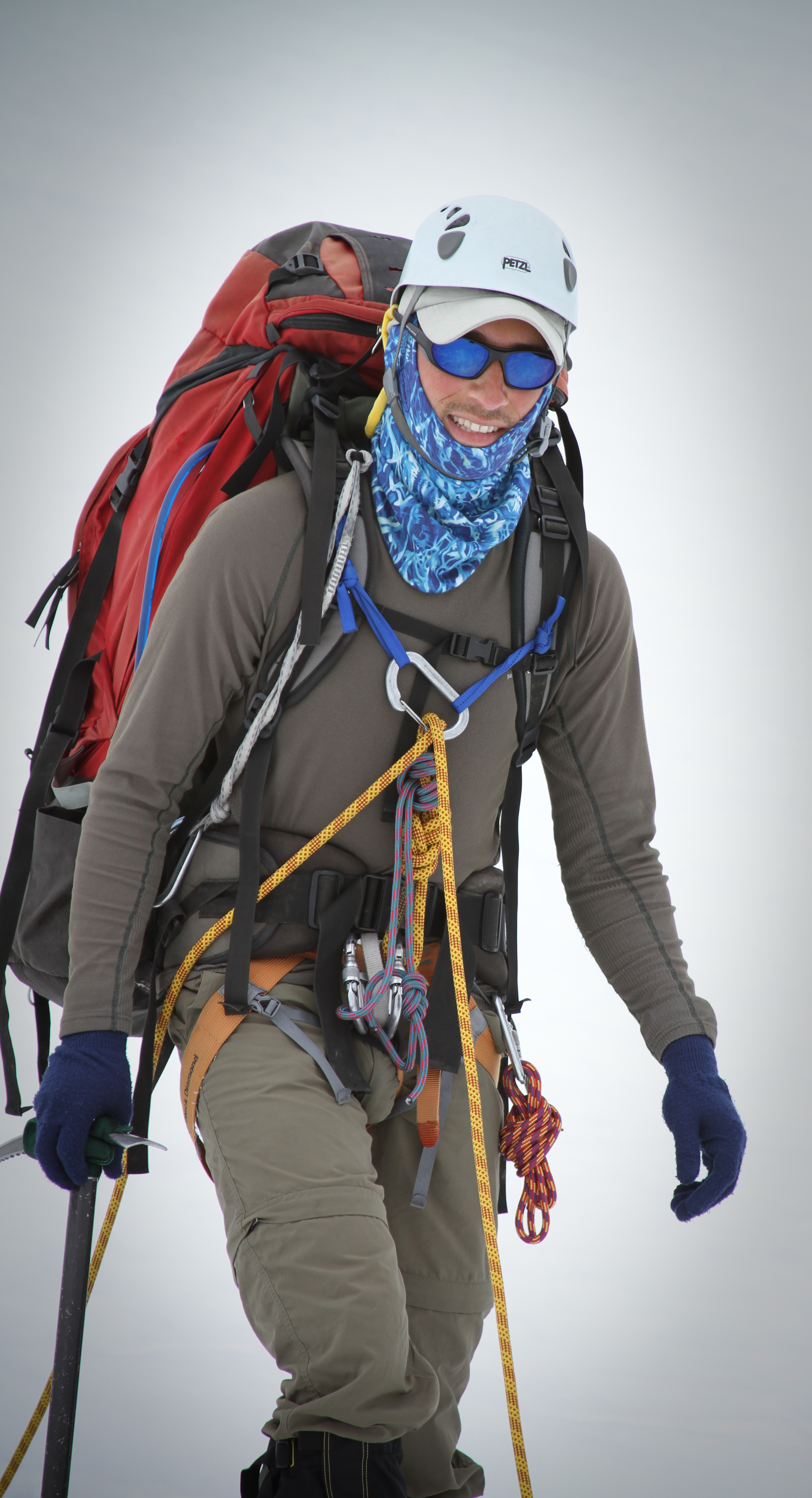 Summer Program - Adventure/Trips | NOLS Pacific Northwest Mountaineering and Sailing