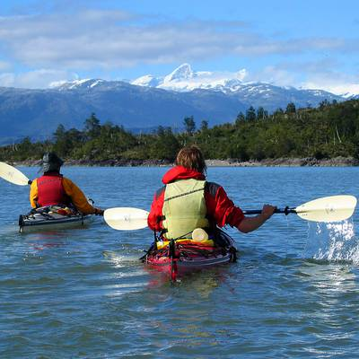 Gap Year Program - NOLS Patagonia Coastal Expedition  2