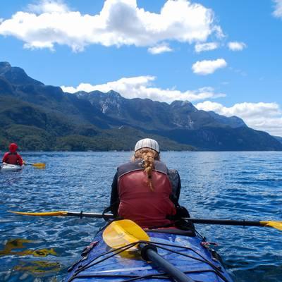 Gap Year Program - NOLS Patagonia Coastal Expedition  1