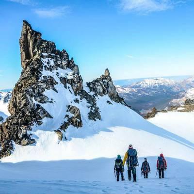 Gap Year Program - NOLS Patagonia Mountaineering  2