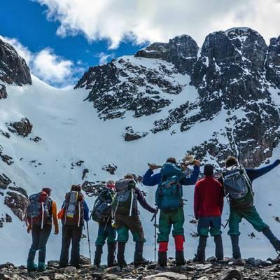 Gap Year Program - NOLS Patagonia Mountaineering  3