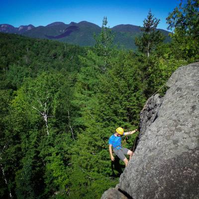 Summer Program - Rock Climbing | NOLS Rock Climbing 21-Day (16 and 17 Only)