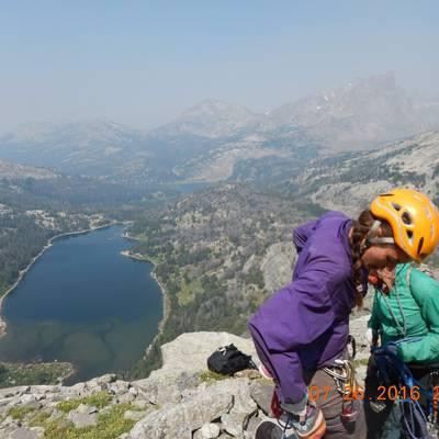 Summer Program - Rock Climbing | NOLS Rock Climbing 30 Day