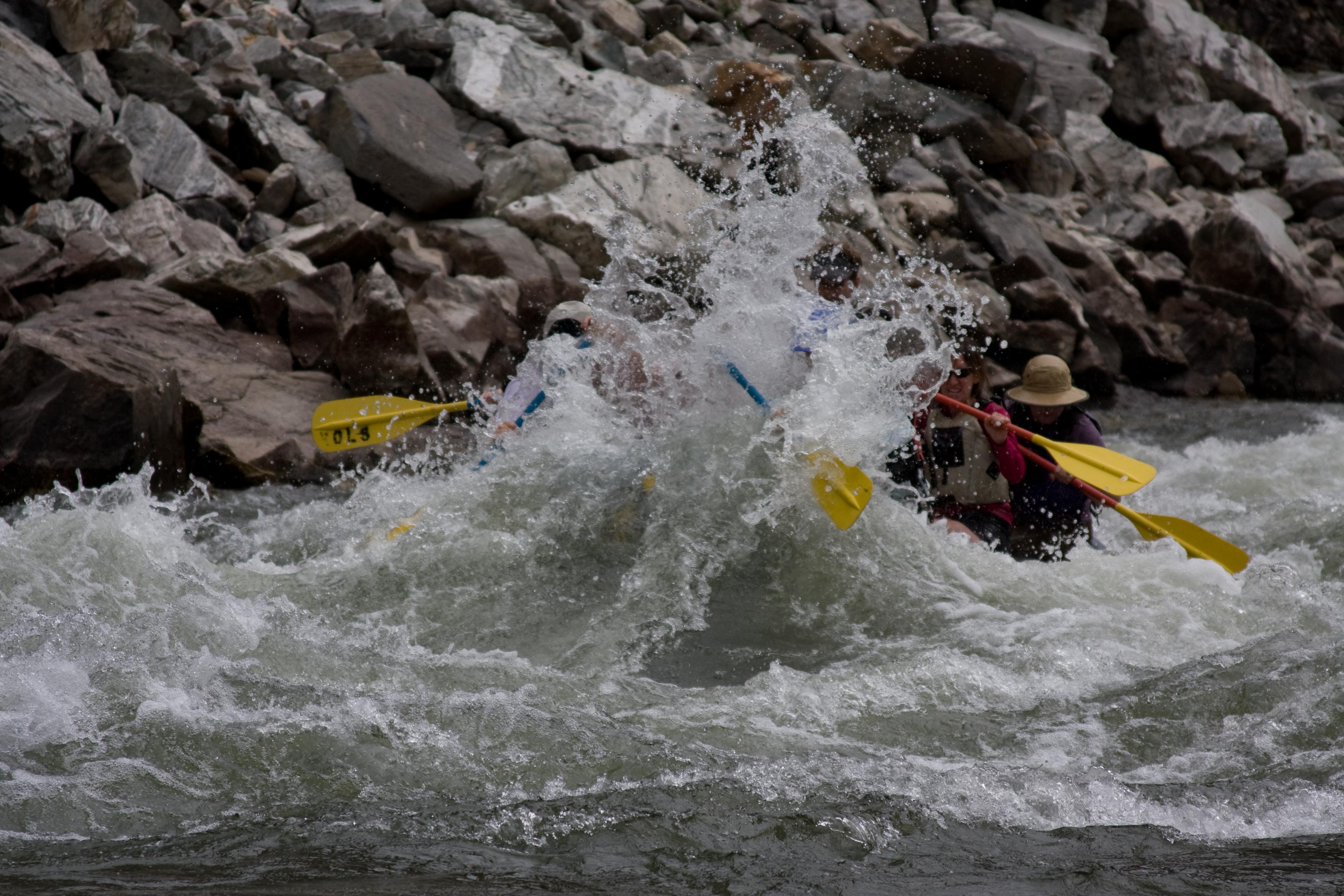 Summer Program - Kayaking | NOLS Salmon River Adventure