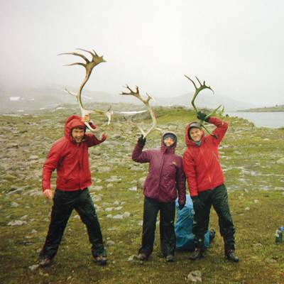 Gap Year Program - NOLS Scandinavian Backpacking  2