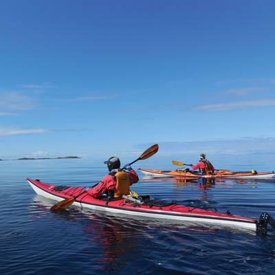NOLS Scandinavian Sea Kayaking and Backpacking