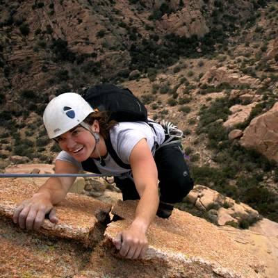 Gap Year Program - NOLS Southwest Rock Climbing  1