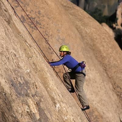 Gap Year Program - NOLS Southwest Rock Climbing  4